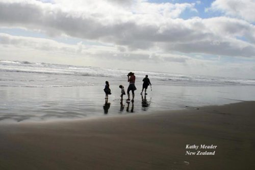 New-Zealand-fun-on-the-beach
